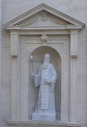St. Maroun auf dem Hl. Petrus Platz - Vatikan